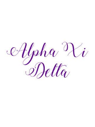 Alpha Xi Delta