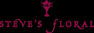 Steve's Floral Logo